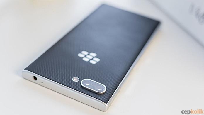 BlackBerry Key2 İnceleme