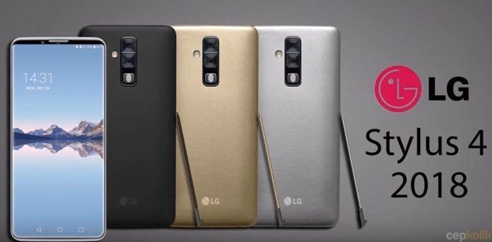 LG Stylo 4 Tanıtıldı - Özellikleri ve Fiyatı