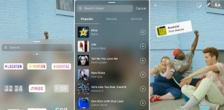 Instagram Hikayeler Müzik Ekleme