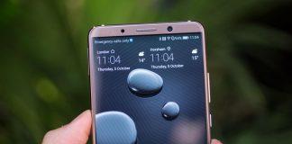 Huawei Delikli Ekran