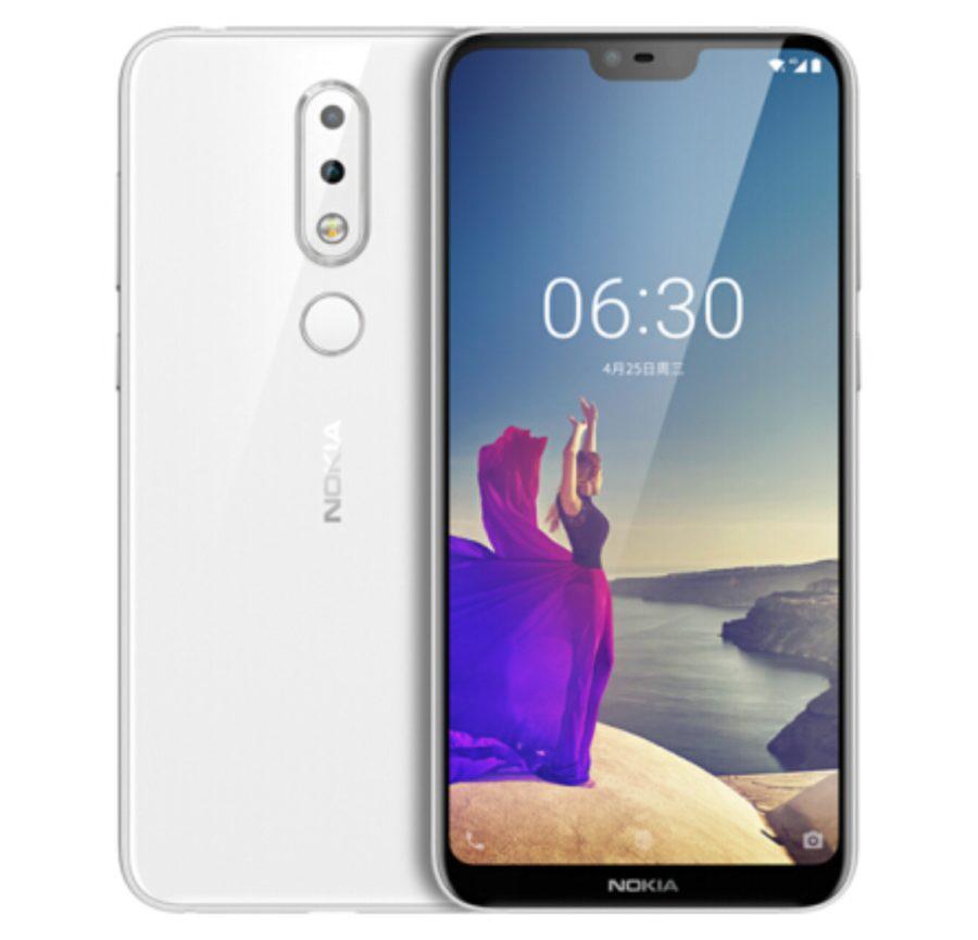 Nokia X6 Polar White Satışa Çıktı! İşte Fiyatı ve Görüntüleri...