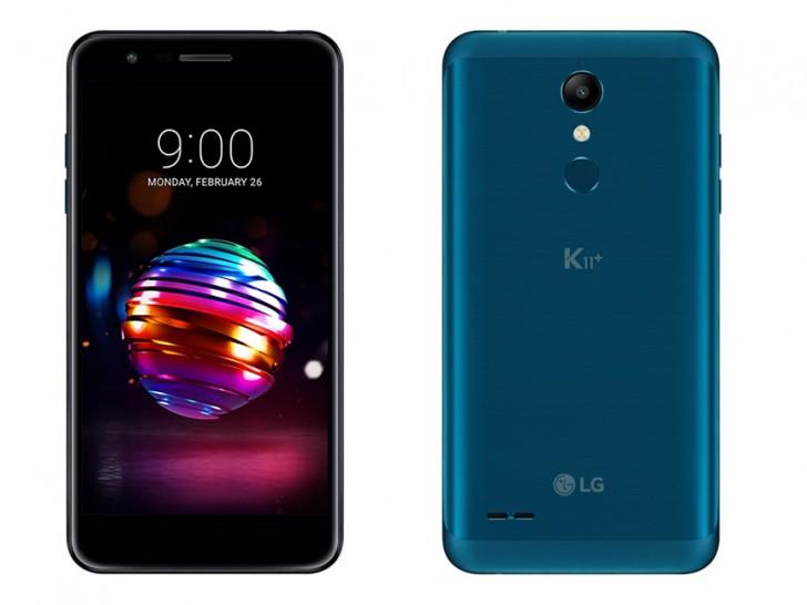 Orta Sınıf Telefonlar Lg K11 Plus Ve Lg K11 Alpha Tanıtıldı Cepkolik Com