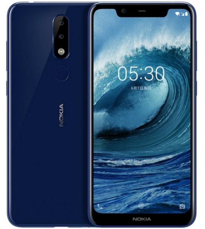 Nokia X5 / Nokia 5.1 Plus Yeni Görselleri Sızdırıldı!