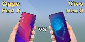 Vivo NEX S ve Oppo Find X Karşılaştırması