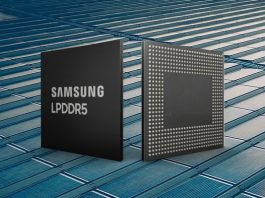 Samsung Yeni Telefonlar İçin Ürettiği 8 Gigabit LDDR5 RAM'i Piyasaya Sundu
