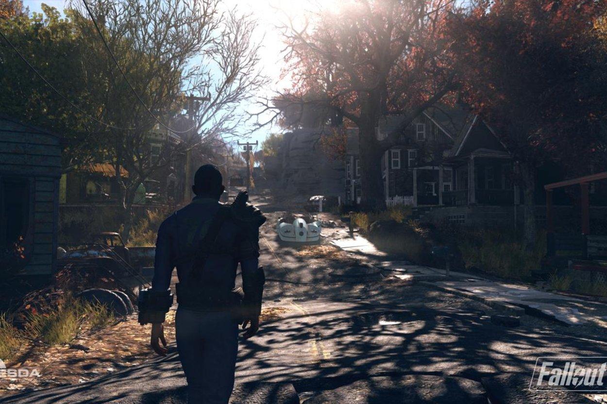 Fallout 76 Hikaye