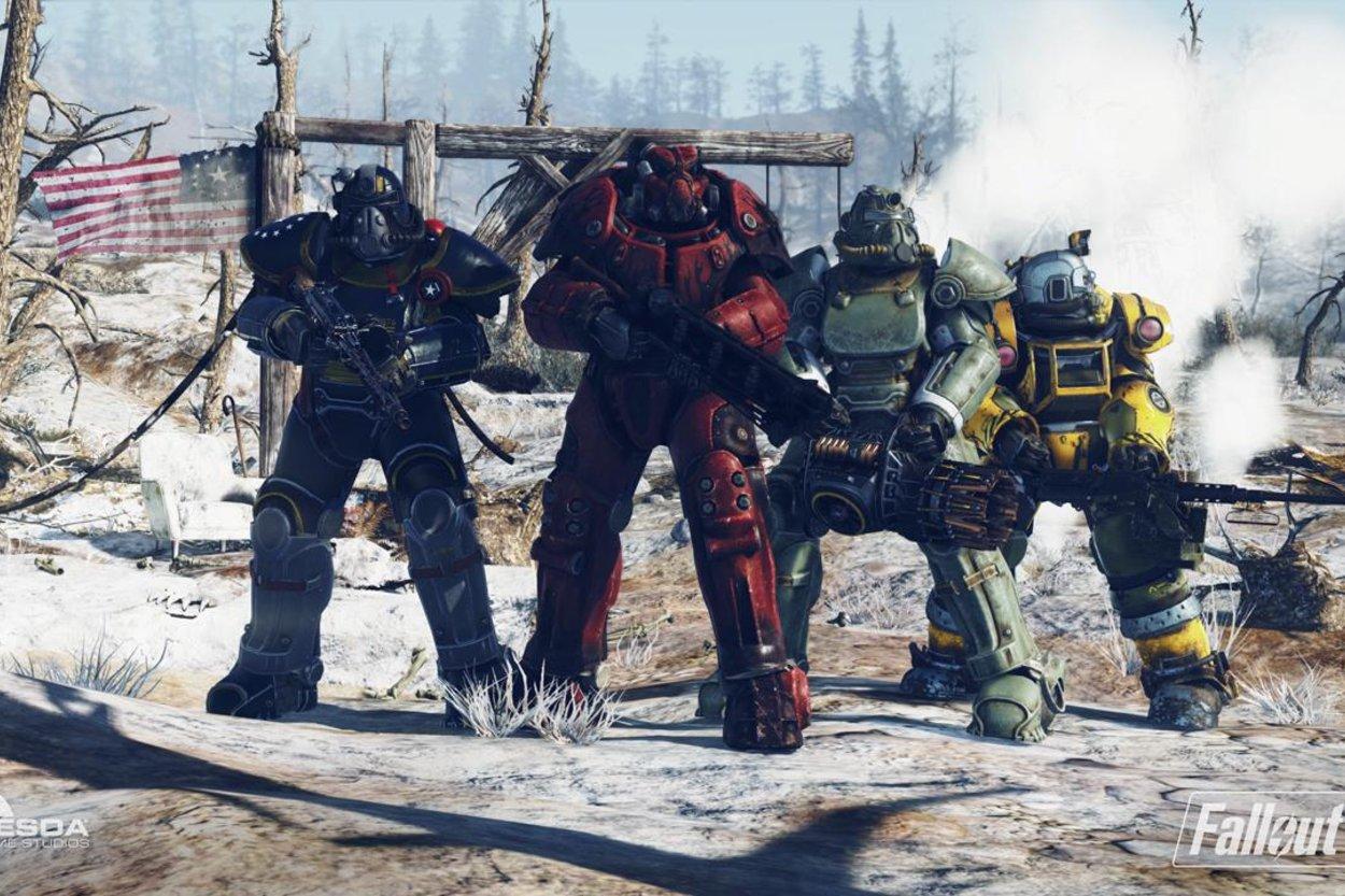 Fallout 76 - Oynanış
