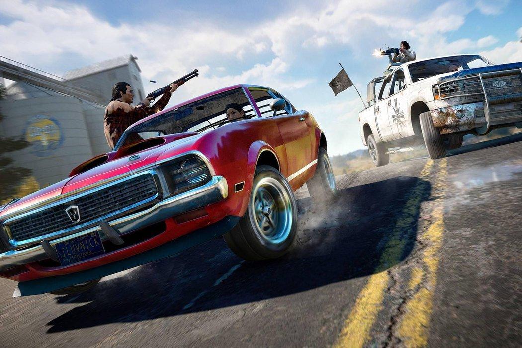 Far Cry 5 İncelemesi