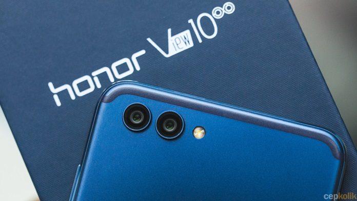 8 GB RAM'li Huawei Honor View 10'un Çıkış Tarihi Açıklandı