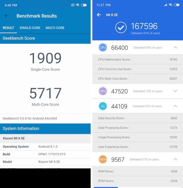 Xiaomi Mi 8 SE İncelemesi
