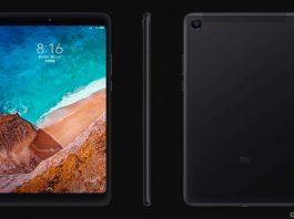 Xiaomi Mi Pad 4 Satışları Başladı! İşte Fiyatı...