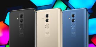 Huawei Mate 20 Lite Renk Seçeneklerinin Görüntüleri Sızdırıldı!