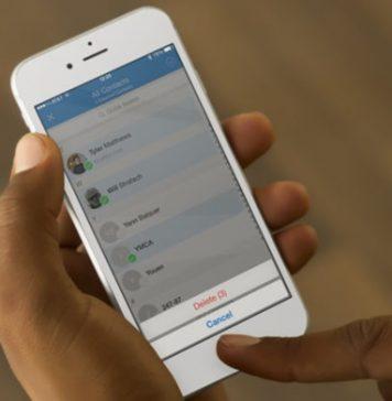 iPhone Rehberden Toplu Kişi Silme Nasıl Yapılır?