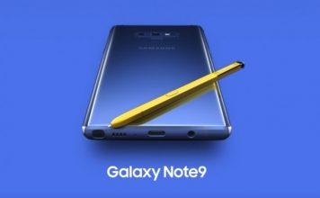 Samsung Galaxy Note 9 Resmi Tanıtım Videosu Yanlışlıkla Yayınlandı!