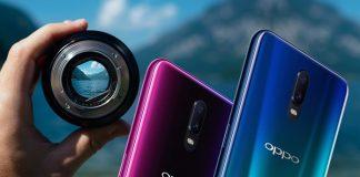 Oppo R17 Pro Çift Arka Kamerası Çift Diyafram Desteği Sunacak!