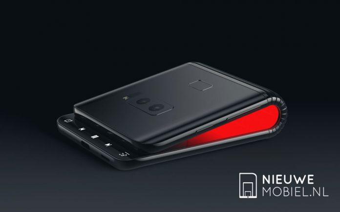 Samsung Katlanabilir Akıllı Telefonunun İlk Konsept Tasarımları Ortaya Çıktı