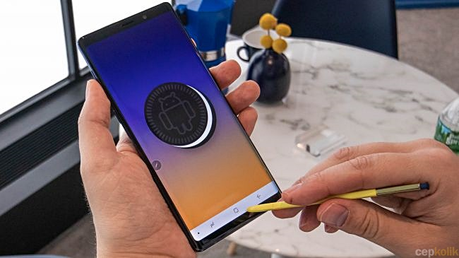 Samsung Galaxy Note 9 İncelemesi