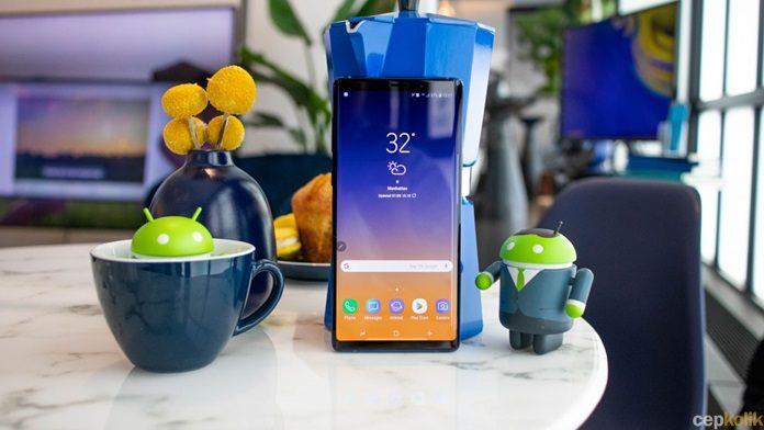 Samsung Galaxy Note 9 İncelemesi