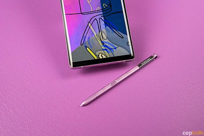 Samsung Galaxy Note 9 ve Galaxy Note 8 Karşılaştırması