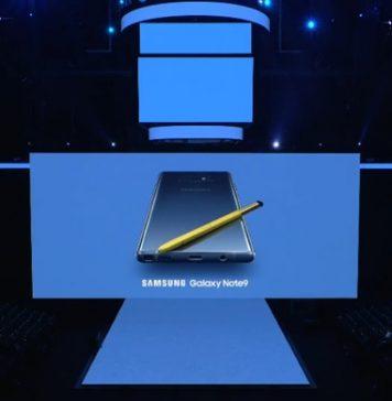 Samsung Galaxy Note 9 Tanıtıldı - Özellikleri ve Fiyatı