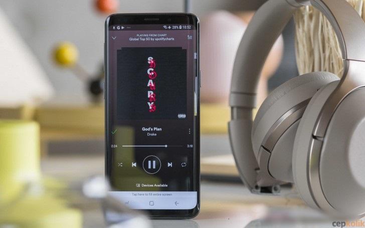 Samsung ve Spotify Ortaklığı Açıklandı