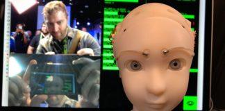 Mimik Taklit Eden ve Göz Teması Kurabilen Robot: SEER