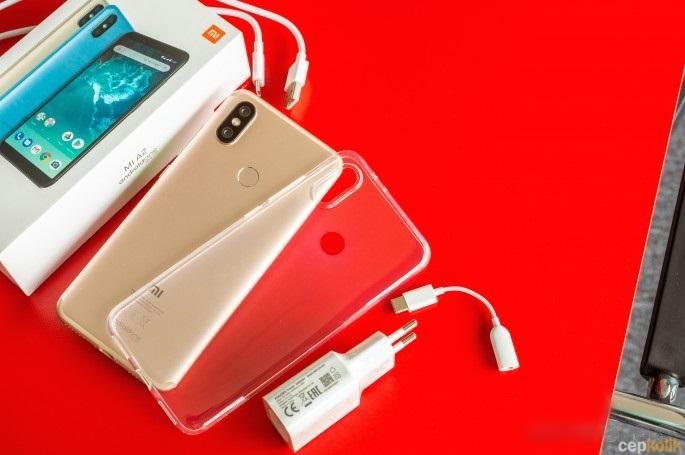 Xiaomi Mi A2 İncelemesi