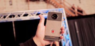 Red Hydrogen One Titanyum
