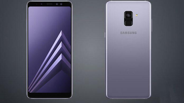 Samsung Galaxy A8 + (2019)