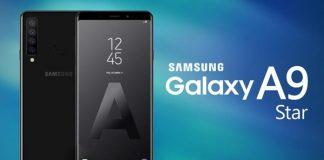 Samsung Galaxy A9 Star Pro Arkada Dört Kameraya Sahip Olabilir