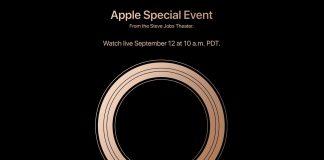 Apple iPhone Xs Tanıtımı Canlı Yayını Nasıl İzlenir?