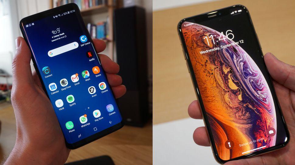 Apple iPhone XS ve Samsung Galaxy S9 Karşılaştırması - Hangisi Daha İyi?