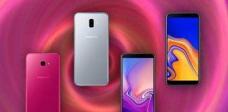 Samsung Galaxy J4+ ve Galaxy J6+ Tanıtıldı - Özellikleri ve Fiyatı