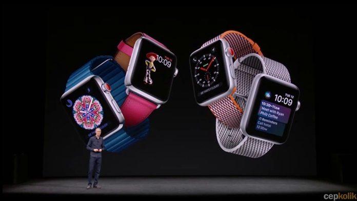 Apple Watch Series 4 Tanıtıldı - Özellikleri ve Fiyatı