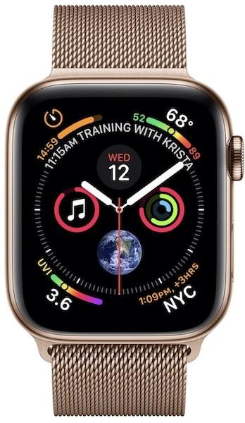 Apple Watch Series 4 (Alüminyum)