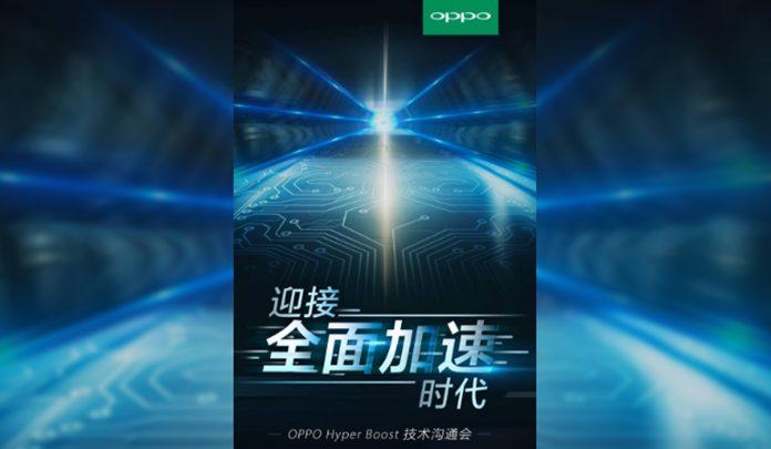 Oppo Donanım Hızlandırma için Hyper Boost'u Başlatıyor