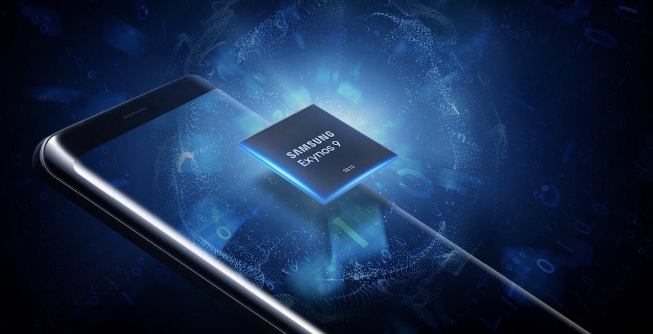 Samsung Exynos 9 Series 9810 chip