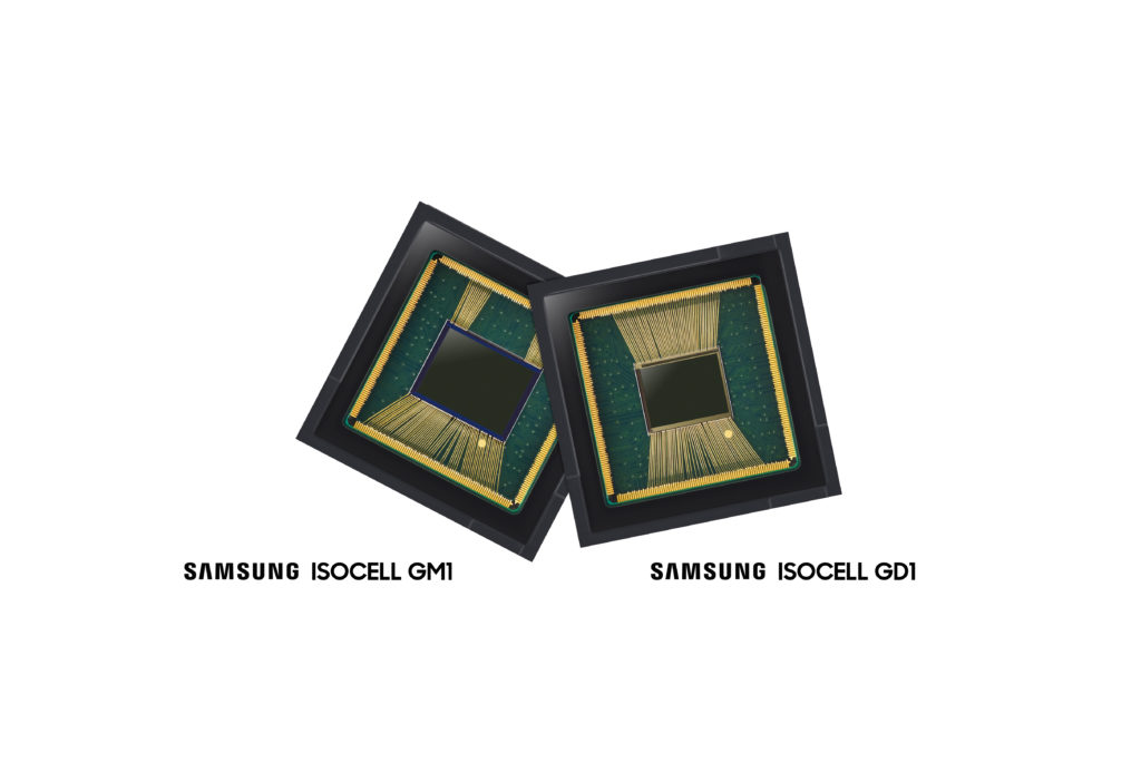 Samsung ISOCELL Bright GM1 ve ISOCELL Bright GD1