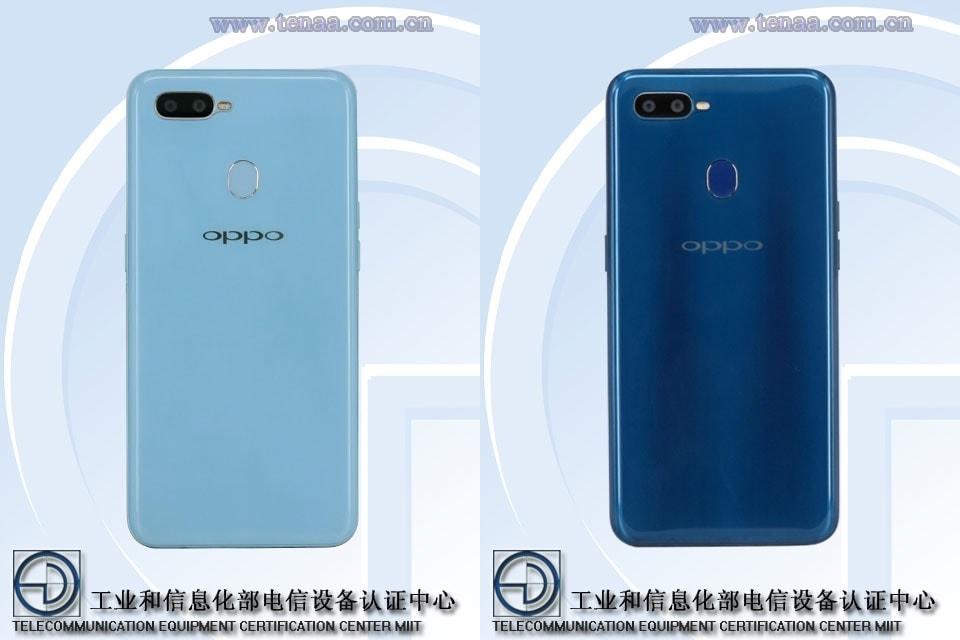 OPPO A7 Telefonuna Ait Yeni Görüntüler Sızdırıldı