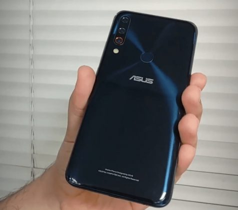 ASUS ZenFone 6 İlk Görüntüleri Yayınlandı