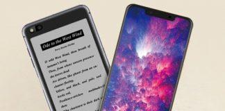 Çift Ekranlı Hisense Akıllı Telefon