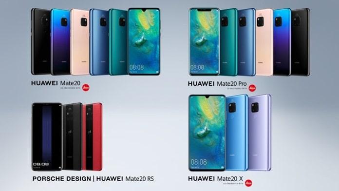 Huawei Mate 20 Pro DXOMark Puanı Açıklanmadı