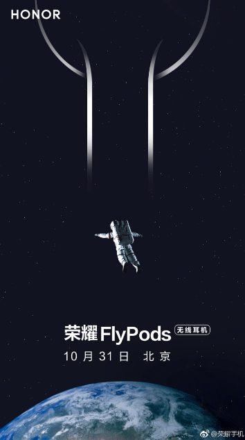 Honor Flypods Tanıtım Tarihi Belli Oldu