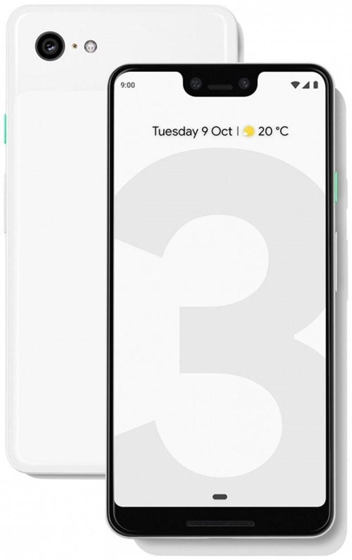 Pixel 3 XL Duvar Kağıdı Görüntüsü