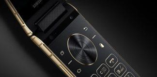 Samsung W2019 Videosu Görüntülendi