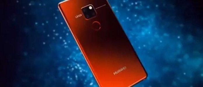 Huawei Mate 20 Pro Reklam Videosu İle Karşımızda