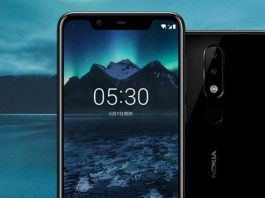 Nokia 5.1 Plus Android Pie Güncellemesi