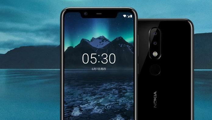 Nokia 5.1 Plus Android Pie Güncellemesi