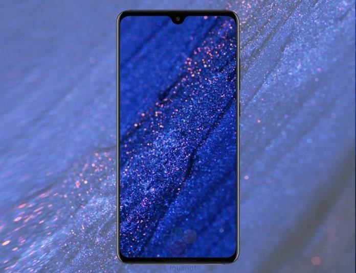 Huawei Mate 20 Basın Görüntüleri Ortaya Çıktı