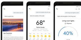 Google Asistan'ın Yeni Özellikleri